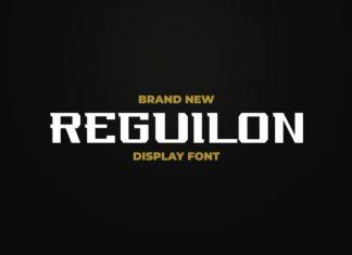 Reguilon Font