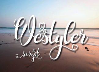 Westyler Font