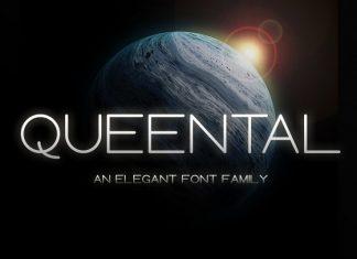 Queental Font