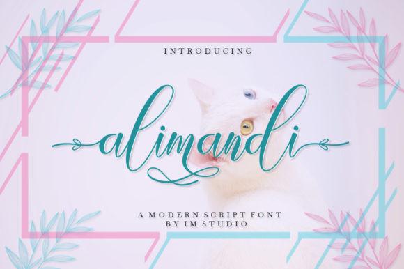 Alimandi Font
