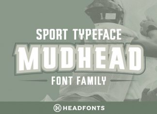 Mudhead Font