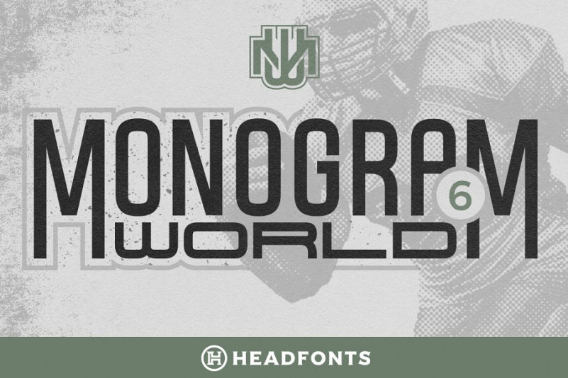 Monogram World Font