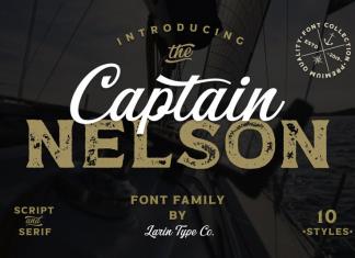 Captain Nelson Font