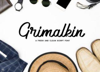 Grimalkin Font