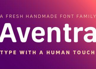 Aventra Font