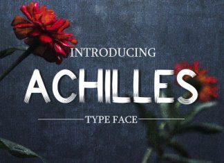 Achilles Font