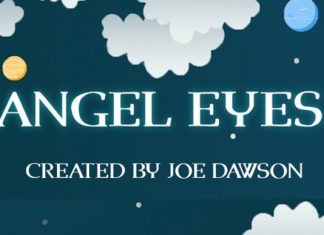 Angel Eyes Font