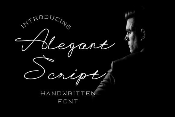 Alegant Font