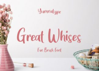 Great Wishes Font