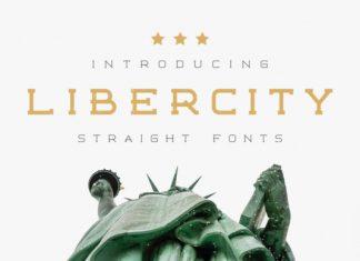 Libercity Font