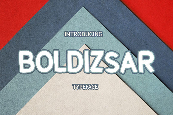 Boldizsar Font