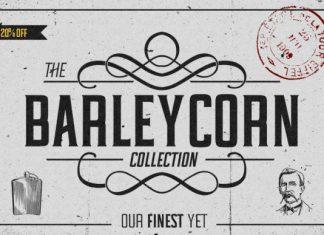 Barleycorn Font