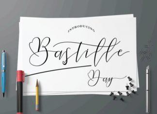 Bastille Day Font
