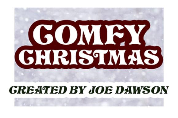 Comfy Christmas Font