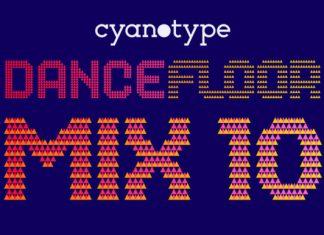 Dance Floor Mix 10 Font