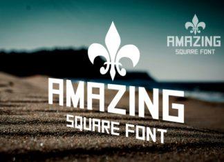 Duskersquare Font