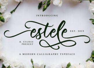 Estele Font