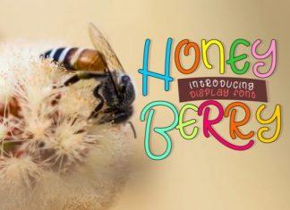Honey Berry Font