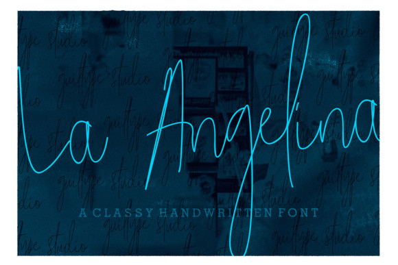 La Angelina Font