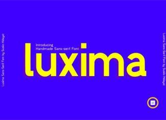 Luxima Font