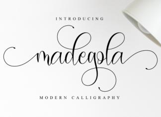 Madegola Font