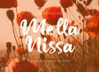Mella Nissa Font