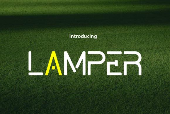 Lamper Font