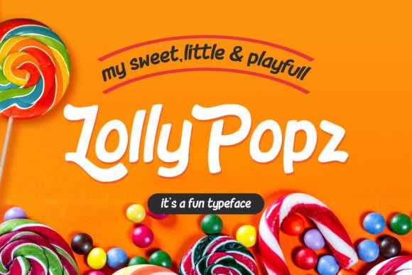 Lolly Pop Font