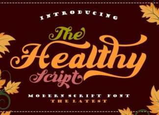 The Healthy Font