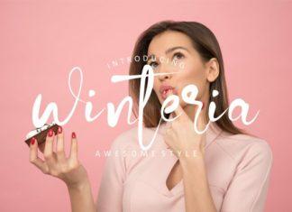 Winteria Font