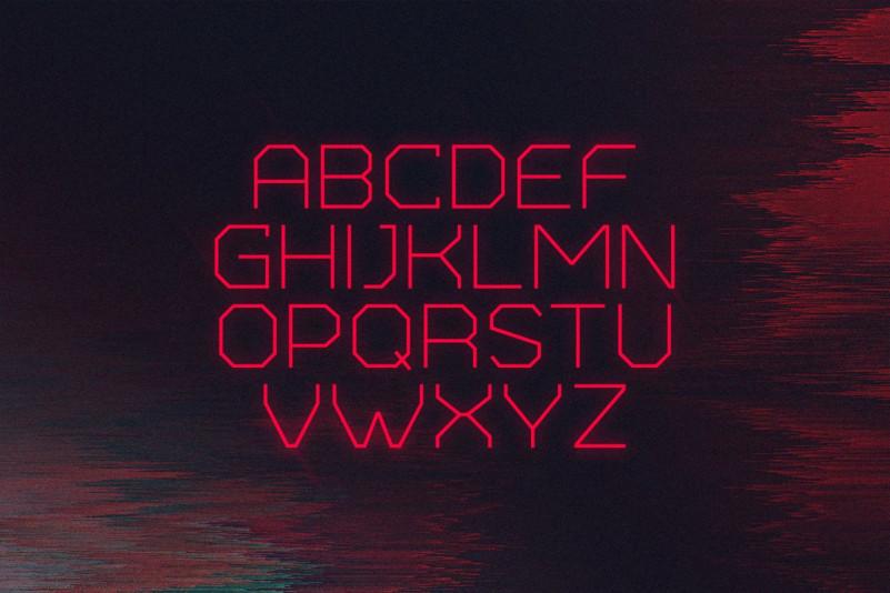 Bios Font