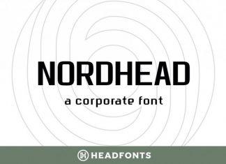 Nordhead Font