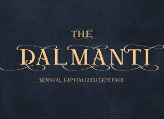 Dalmanti Font