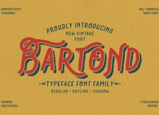 Bartond Font
