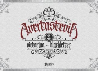 Avertastevia Font