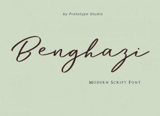 Benghazi Font