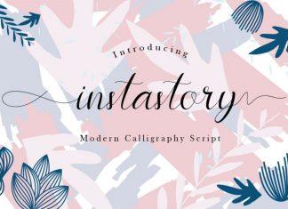 Instastory Font