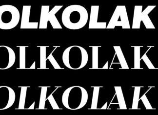 Volkolak Font