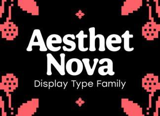 Aesthet Nova Font