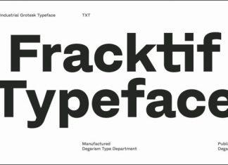 Fracktif Font