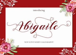 Abigaile Font
