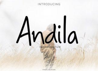 Andila Font