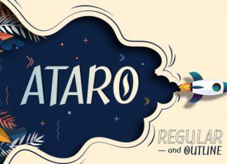 Ataro Font