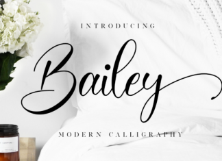 Bailey Font