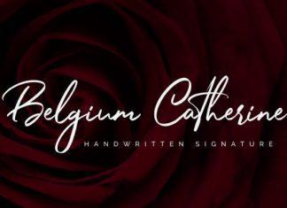 Belgium Catherine Font