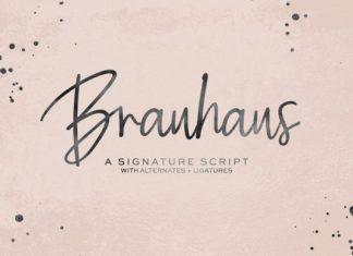 Brauhaus Font