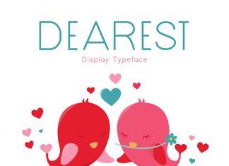 Dearest Font