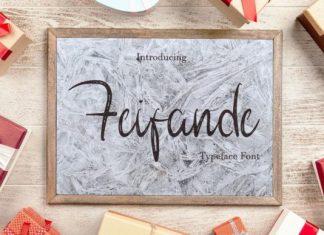 Feifande Font