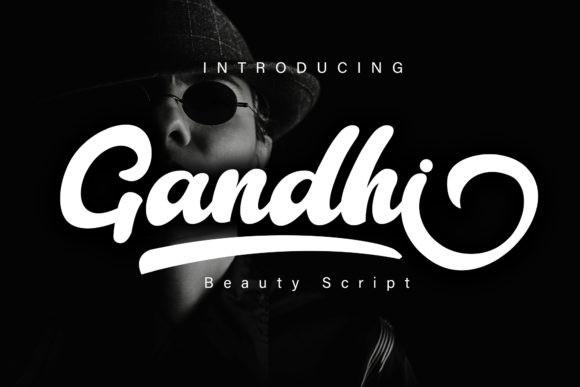 Gandhi Font