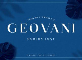 Geovani Font